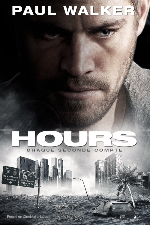 Hours - French Movie Poster