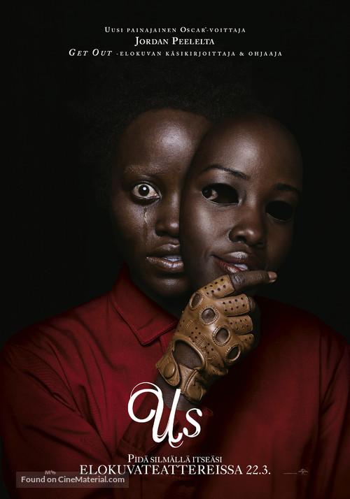 Us - Finnish Movie Poster