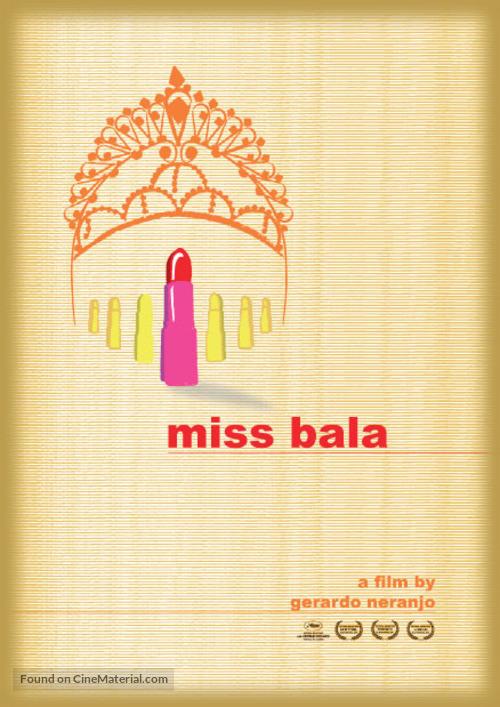 Miss Bala - Movie Poster