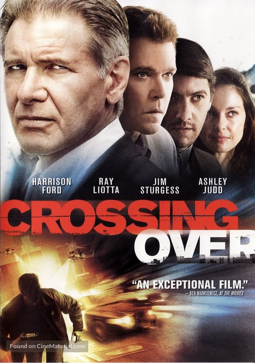 Crossing Over - DVD movie cover