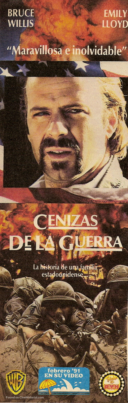 In Country - Argentinian Movie Poster