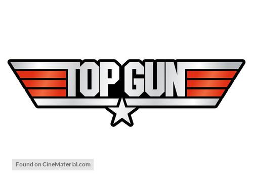 Top Gun - British Logo