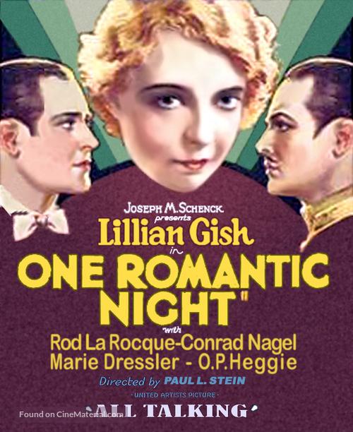 One Romantic Night - Movie Poster