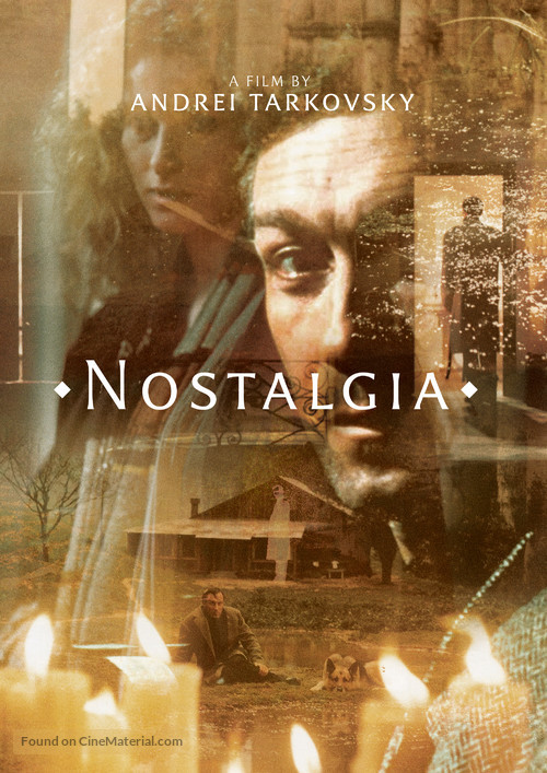 Nostalghia - British Movie Cover