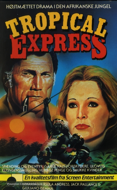 Africa Express - Danish Movie Cover