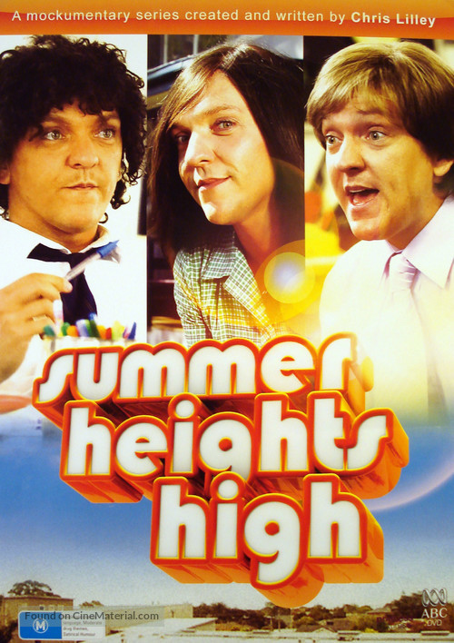 """Summer Heights High"" - Australian Movie Cover"
