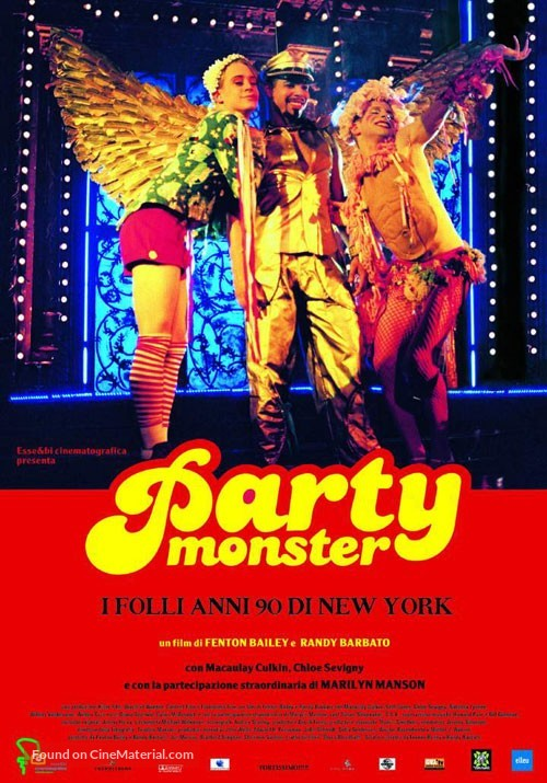 party monster movie poster - photo #4
