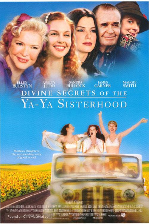 Divine Secrets of the Ya-Ya Sisterhood - Movie Poster