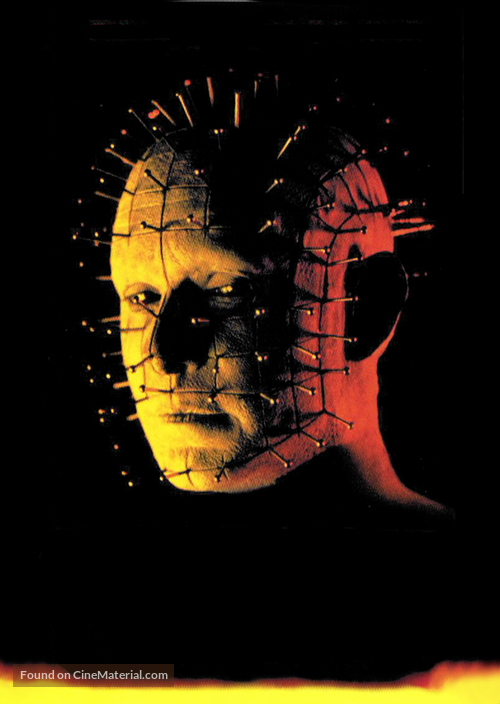Hellraiser: Inferno - Key art