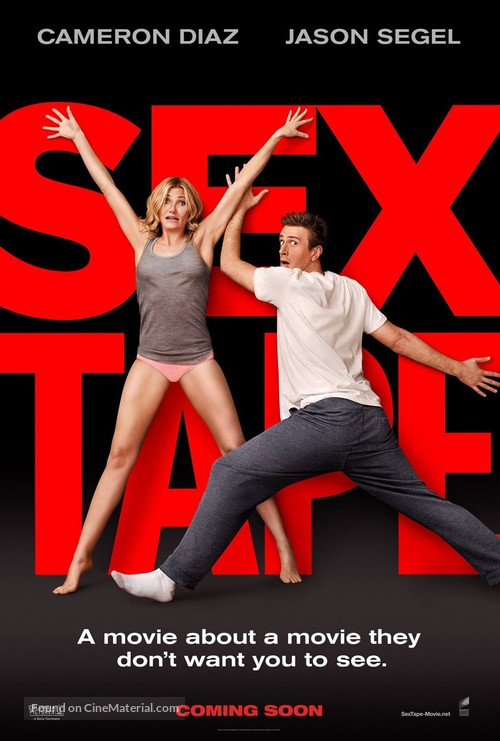Sex Tape - Movie Poster