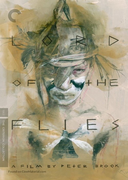 Lord of the Flies - DVD movie cover