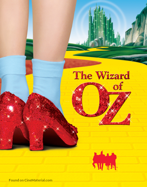 The Wizard of Oz - Movie Cover