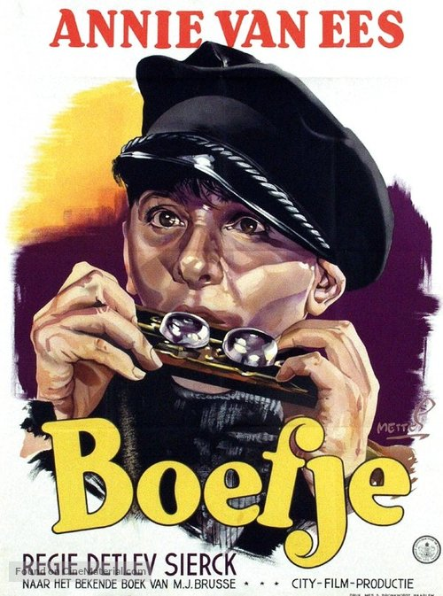 Boefje - Dutch Movie Poster