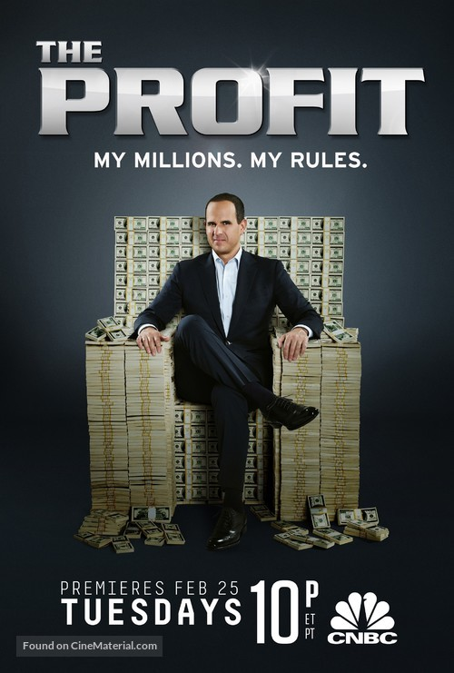 """The Profit"" - Movie Poster"