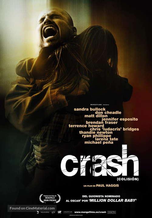Crash - Spanish poster