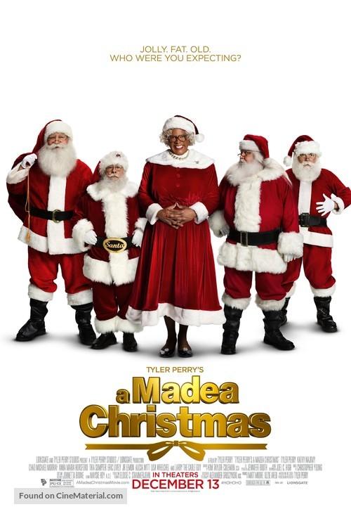 A Madea Christmas - Movie Poster