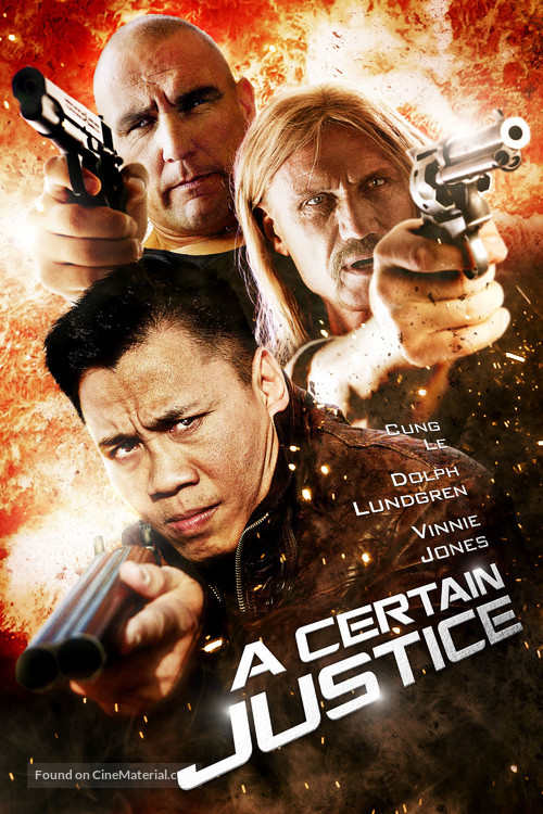 A Certain Justice - Movie Poster