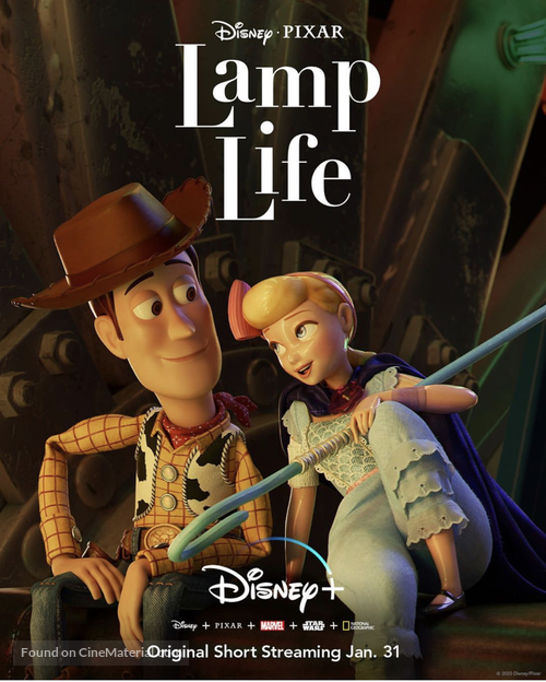 Lamp Life - Movie Poster