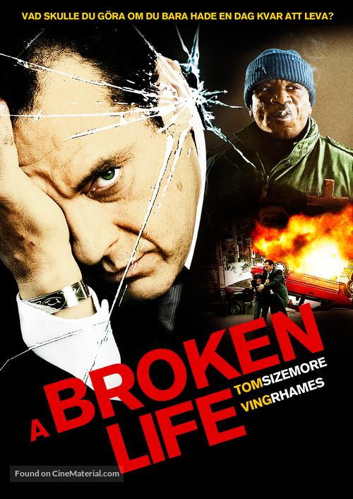 A Broken Life - Swedish Movie Poster