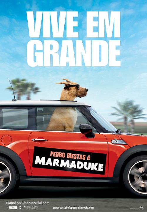 Marmaduke - Portuguese Movie Poster