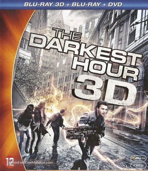The Darkest Hour - Dutch Movie Cover