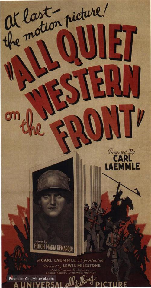 the problem of language in all quiet on the western front