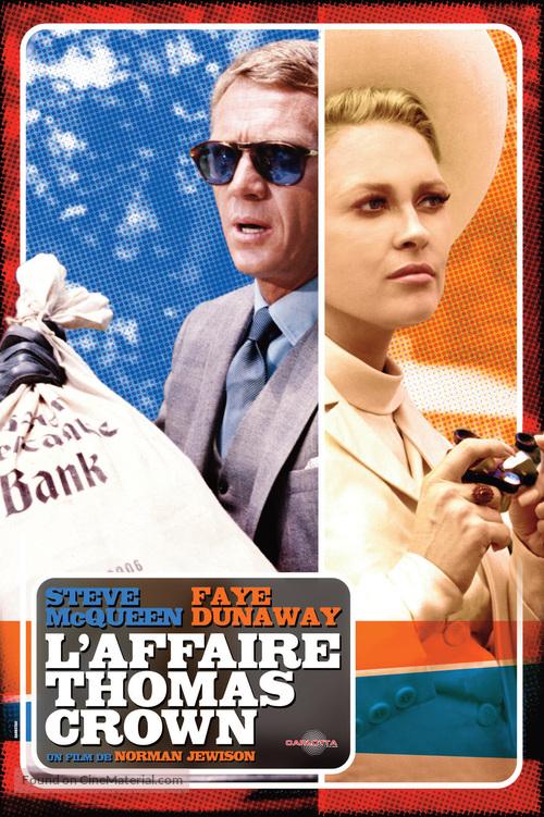 The Thomas Crown Affair - French Movie Poster