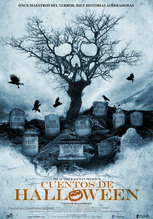 Tales of Halloween - Argentinian Movie Poster
