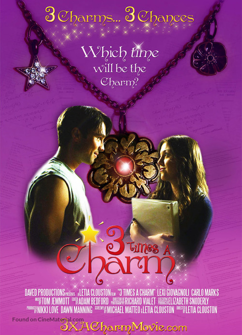 3 Times a Charm - Movie Poster