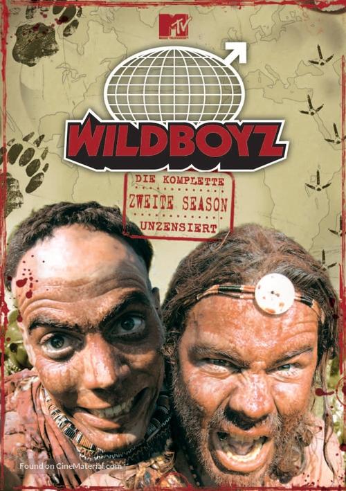 """""""Wildboyz"""" - German Movie Cover"""