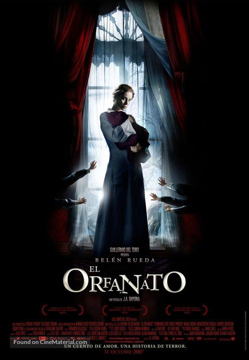 El orfanato - Spanish Movie Poster