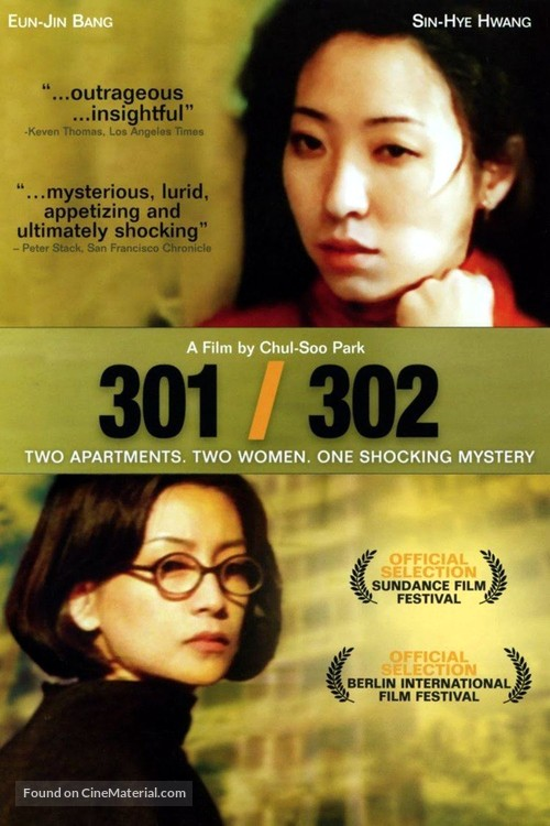301, 302 - Movie Poster