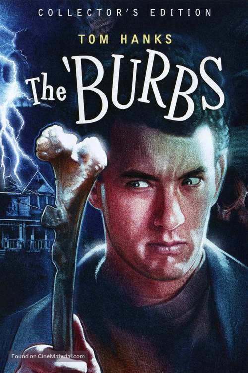 The 'Burbs - Movie Cover