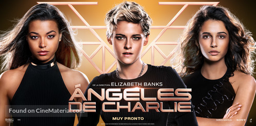 Charlie's Angels - Argentinian Movie Poster