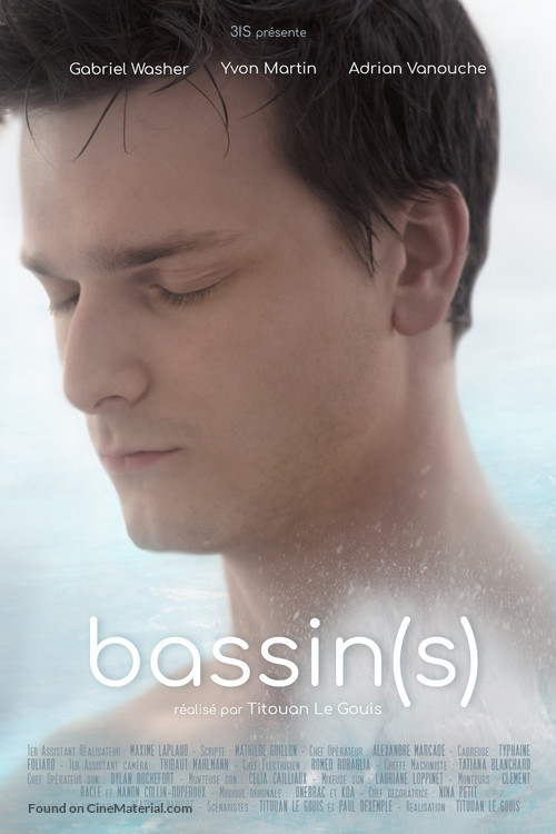 Bassin(s) - French Movie Poster