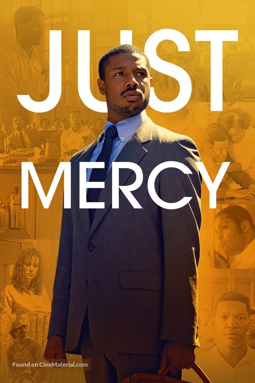 Just Mercy - Movie Cover