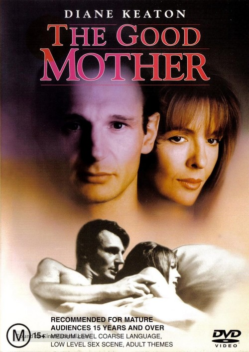 The Good Mother - Australian DVD movie cover