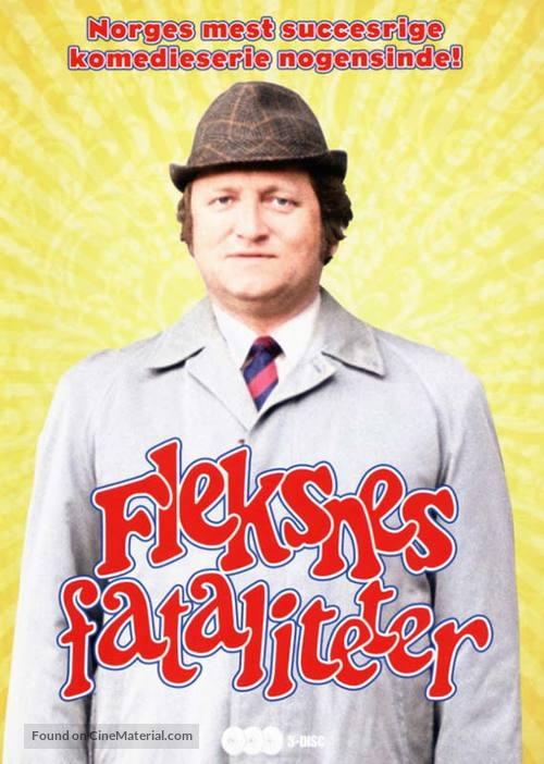 """""""Fleksnes fataliteter"""" - Danish DVD movie cover"""