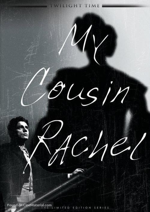 My Cousin Rachel - DVD movie cover
