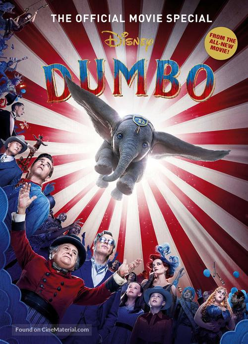 Dumbo - Video on demand movie cover