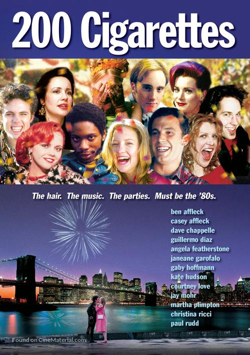 200 Cigarettes - DVD movie cover