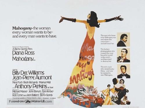 Mahogany - Movie Poster
