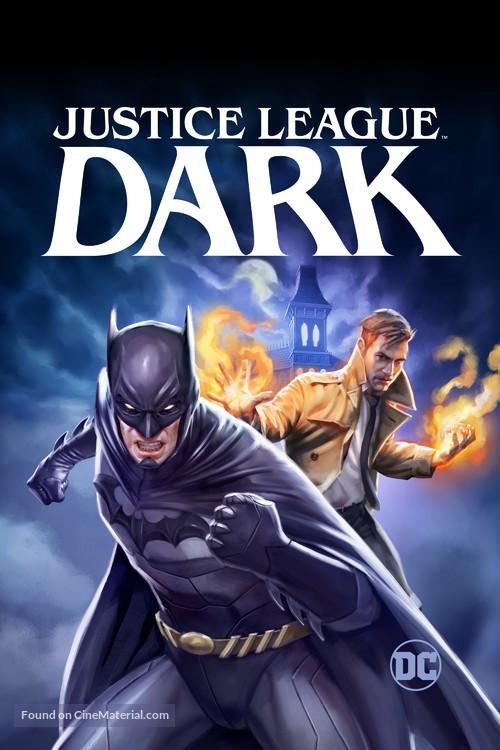Justice League Dark - Movie Cover