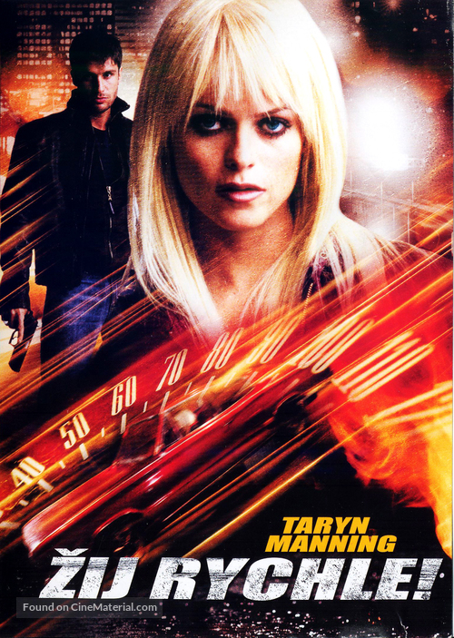Banshee - Czech DVD movie cover