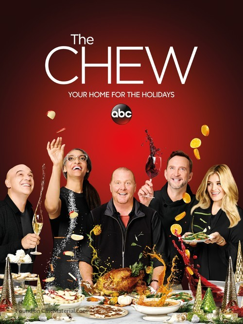 """""""The Chew"""" - Movie Poster"""