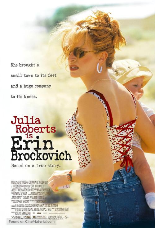 Erin Brockovich - Movie Poster