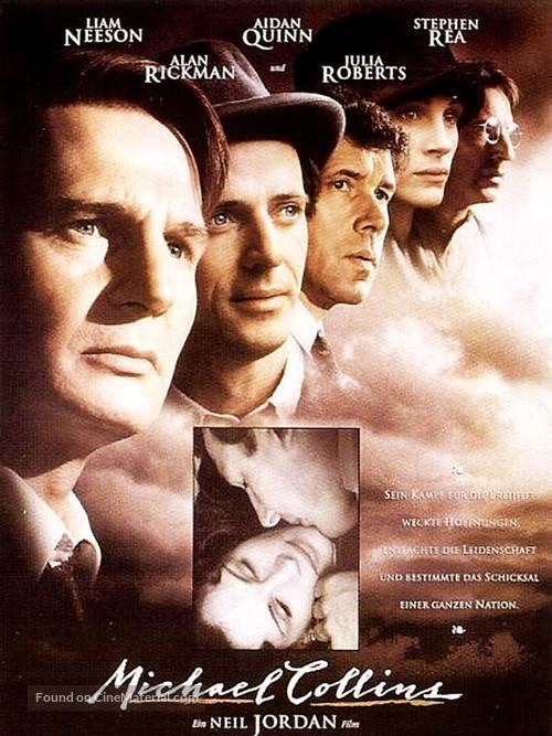 Michael Collins - German Movie Poster