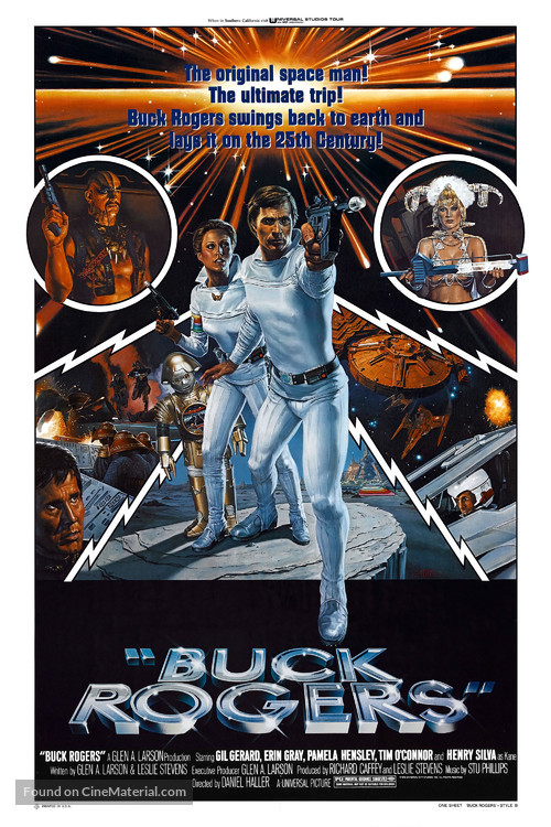 Buck Rogers in the 25th Century - Movie Poster