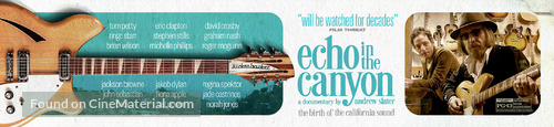 Echo In the Canyon - Movie Poster