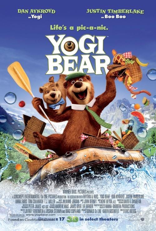 Yogi Bear - Movie Poster